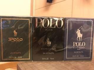 BN sealed Polo Ralph Perfume / Toilette
