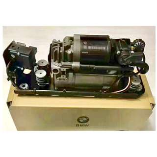 Bmw 7 series Air Suspension and Air Pump. OEM FOR F01/F02