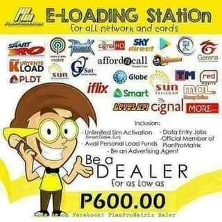 Eloading business