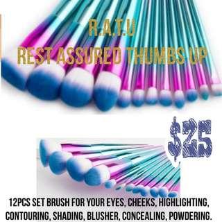 R.A.T.U Brush Set