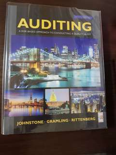 Auditing: A risk based approach to conducting a quality audit