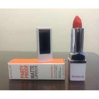 ModelCo Party Proof Matte Lipstick in Coachella Crush