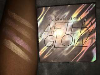 Highlight | Urban Decay | After glow