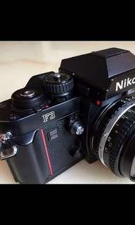 Nikon F3 SLR film 35mm