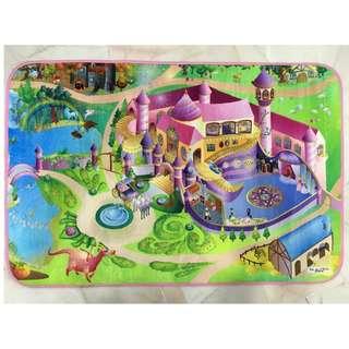 ToysRUs Luxury Super Soft Anti-Slip Playmat 95 x 145cm