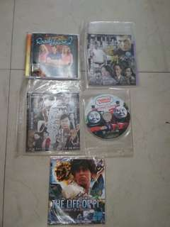CD RM5 to 10