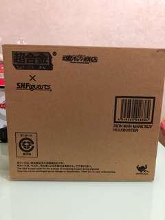 日本魂限商店 SHF x 超合金 Iron Man MK 44 hulkbuster