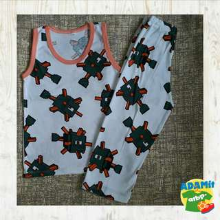 Pajama Set for Boys