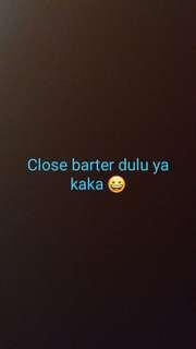 Close barter