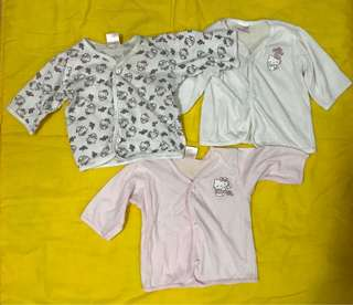 Take 3 Hello Kitty large size baby top for 50