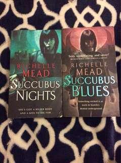 Succubus Nights & Succubus Blues