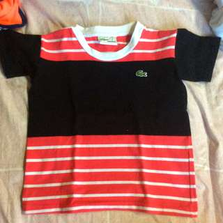 Lacoste Shirt for kids