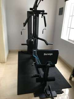 For Sale : Multigym  Up to 90 kg