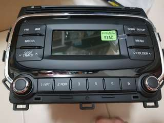 Original KIA Cerato Audio System