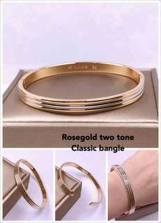 NEW Classic Ladies Bangle