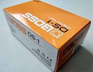 Boss DS-1,Distortion