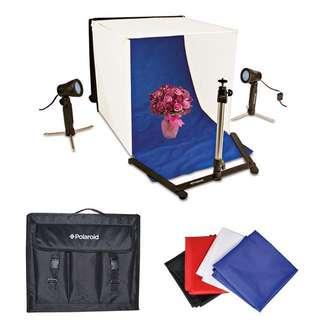 Polaroid Photo Studio Light Tent Kit