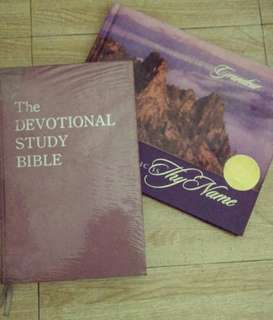 Study Bible with FREE Inspirational Book