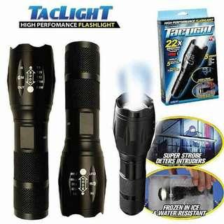 Tactlight High Performance Flashlight