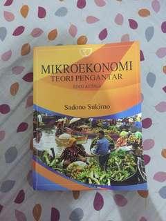 Mikroekonomi by sadono sukirno