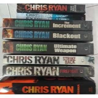 CHRIS RYAN - Various Titles