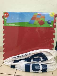 Recreation mats for baby/ toddler/ kids