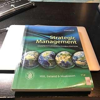 AB3601 Strategic Management