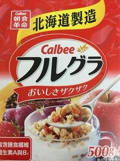 🚚 Calbee水果麥片