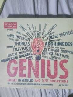 Genius and Einstein