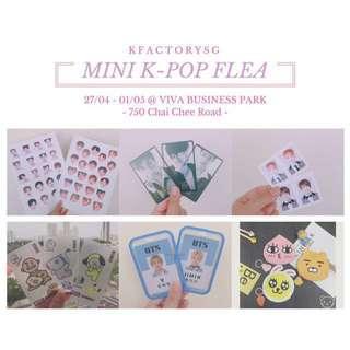 ✨KFACTORYSG 3RD K-POP FLEA ✨