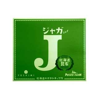 北海道 宅卡 J 極上薯片 (北海道昆布味)