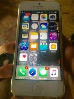 Iphone 5 globelock 16