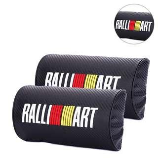 Ralliart Neck Cushion