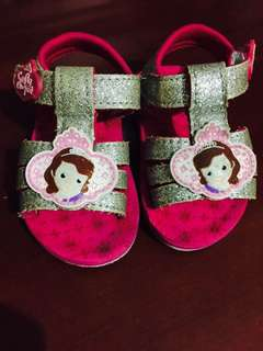 Sepatu Sandal Sofia The First