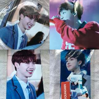 [WTS] MXM IM YOUNGMIN CHEERING SET BY YOUNGMIN FAN UNION