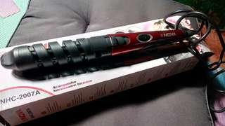 hair iron hair brush straightner hair curler