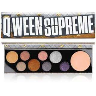 🚚 MAC COSMETICS M∙A∙C Girls Palette QWEEN SUPREME - NEW