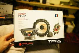 Focal PS 165F Expert Series