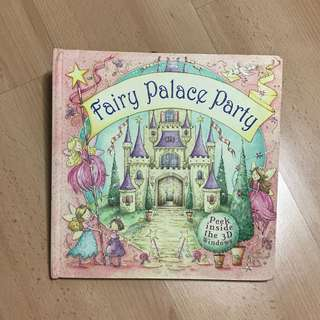 3D Fairy Party PopUp Storybook for Girls