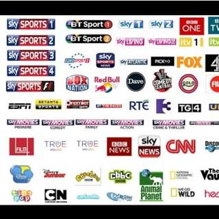 IPTV SPORTS UK US HBO EPL WORLD CUP