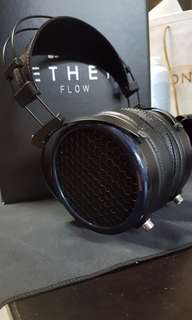 MrSpeakers Ether Flow W/ E-Stat Pads