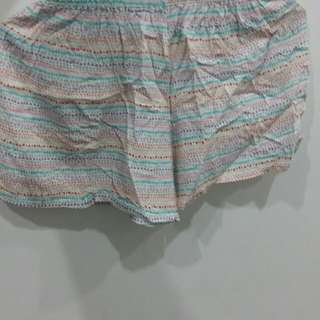 Celana tidur motif