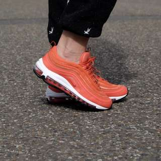 [NEW] Nike Air Max 97 Fire Red