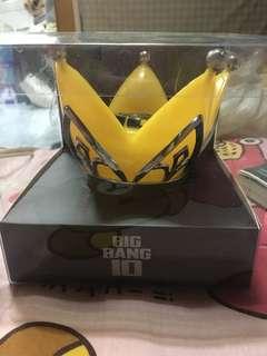 BIGBANG10週年王冠手燈