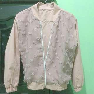 Rubiah jaket bomber jaket sweater