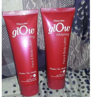 Glow Whitening Face & Body Lotion