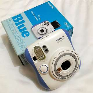NEW!! Fujifilm Instax Mini 25s