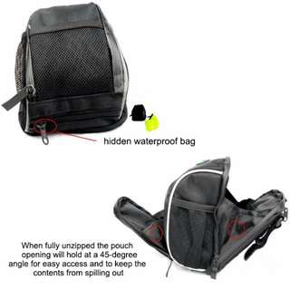 B-soul Handlebar Pouch / Bicycle Front Bag/Escooter Bag