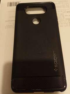 LG V20 plastic case - spigen