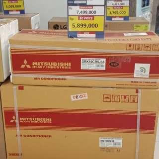 Mitsubishi ac bisa kredit proses 3 menit